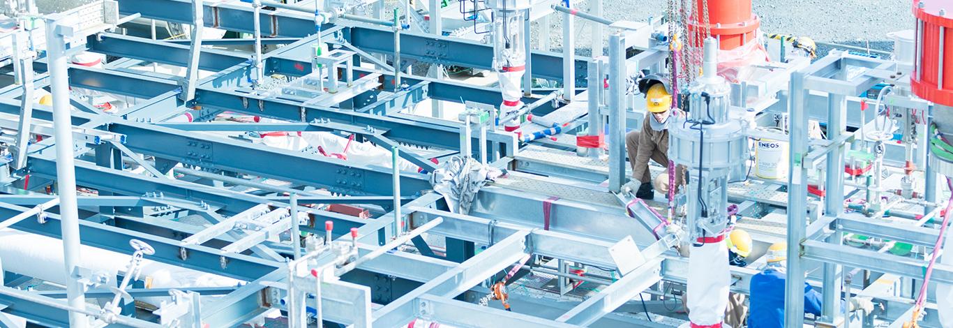 工場内のイメージ